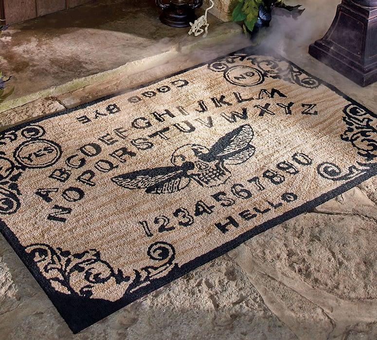 Spirit Board Doormat The Green Head