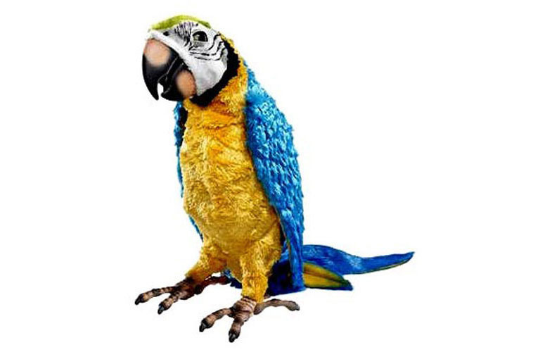 Squawkers McCaw FurReal Interactive Parrot