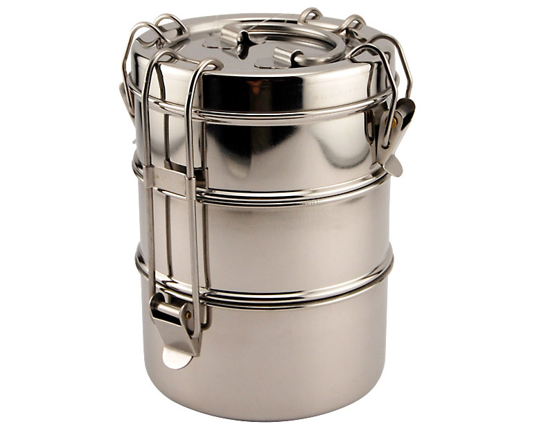 Stainless Steel Tiffin Box Food Carrier