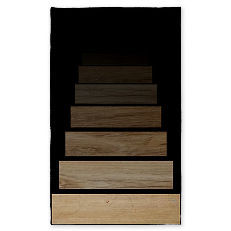 Stairway To Darkness Area Rug