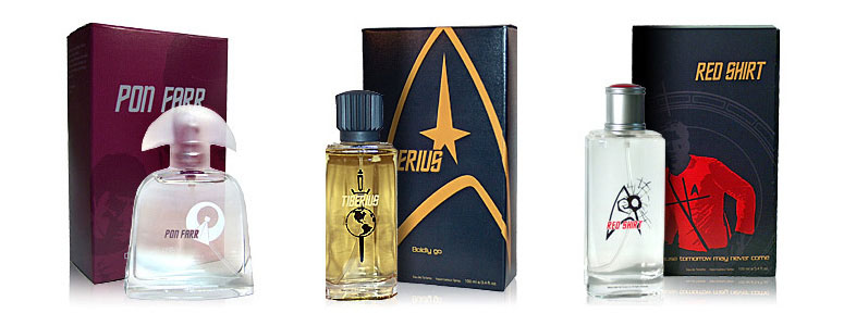 Star Trek Cologne and Perfume