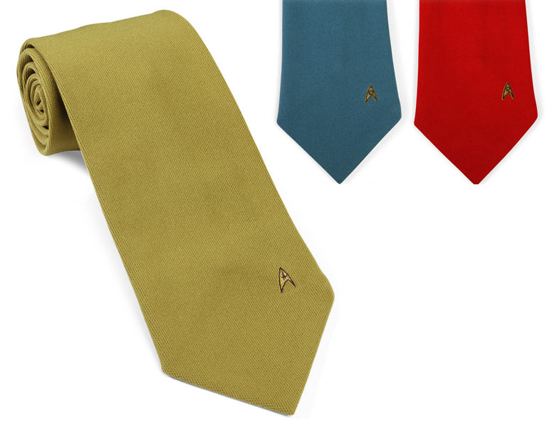 Star Trek Ties