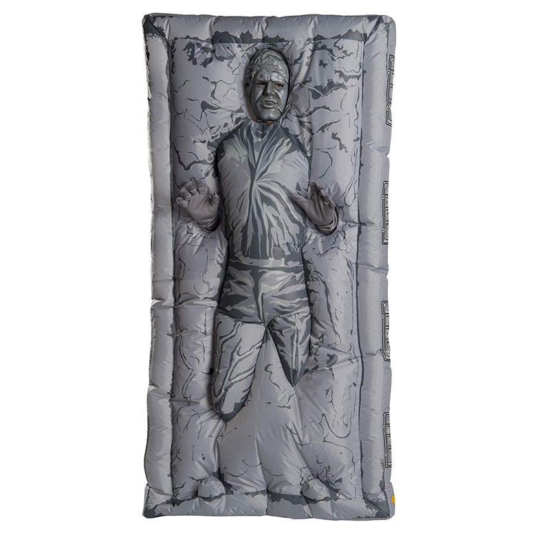 Star Wars Han Solo Frozen In Carbonite Inflatable Costume