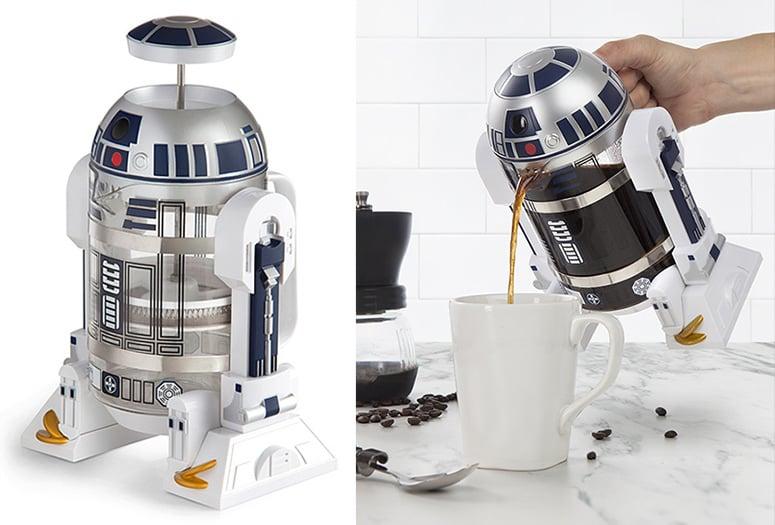 Star Wars R2 D2 Coffee Press
