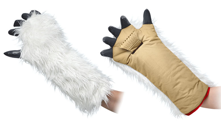Star Wars Wampa Ice Scraper Mitt