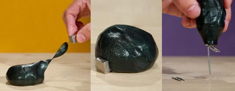 Умный магнитный пластилин купить, цены, отзывы, фото, видео Goodsi.ru
