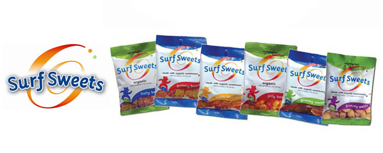 Surf Sweets - Natural Organic Candy