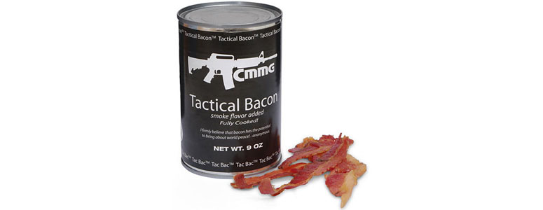 Tac Bac - Tactical Canned Bacon