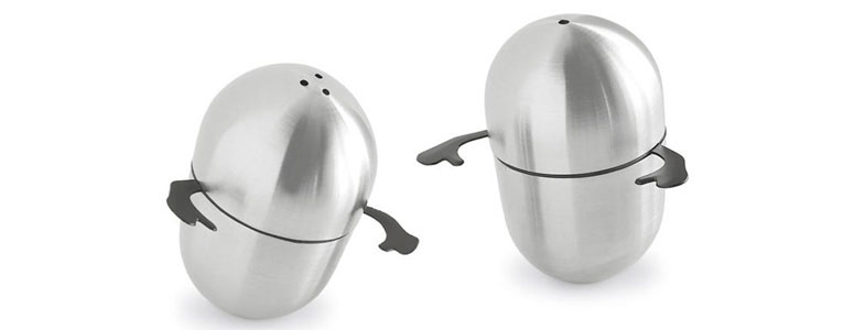 Teeter Totter Salt And Pepper Shakers