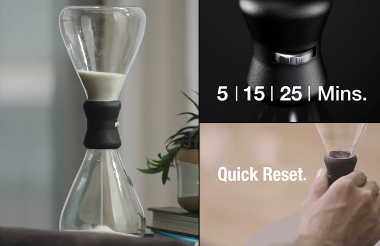 Tempo - World's First Adjustable Hourglass