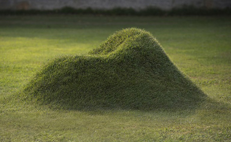 TERRA! Grass Chair For Your Backyard