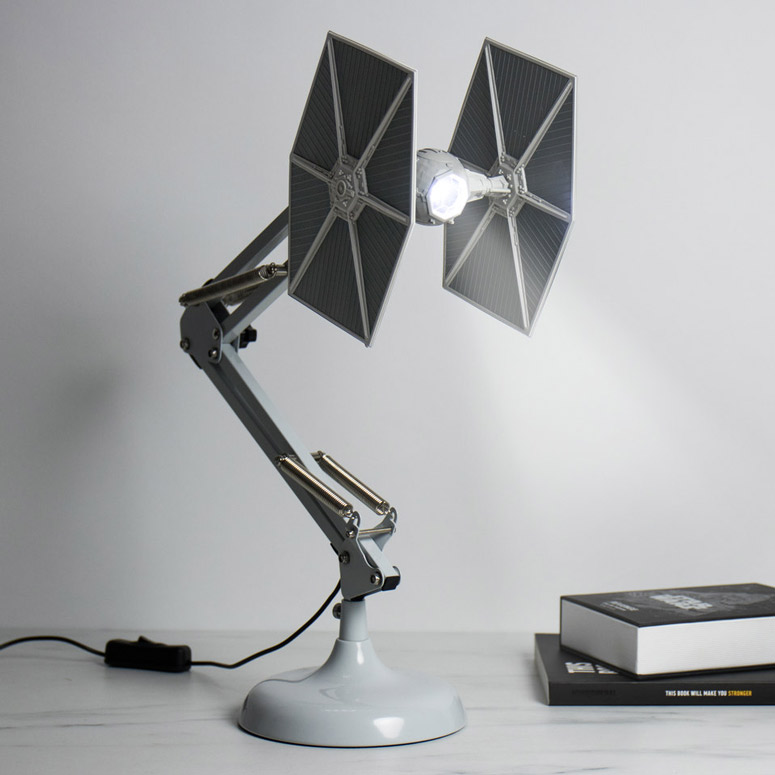 TIE Fighter Desk Lamp