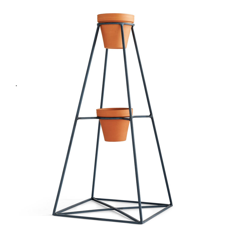 Tiered Obelisk Plant Stand