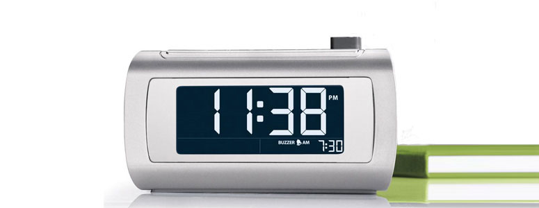 Timesmart - Self Setting Alarm Clock