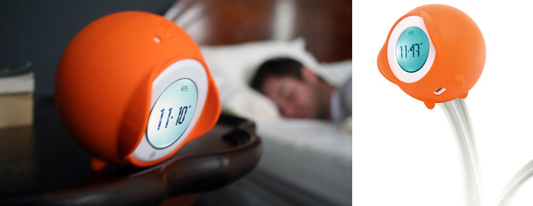 Tocky Touch - Rolling Alarm Clock