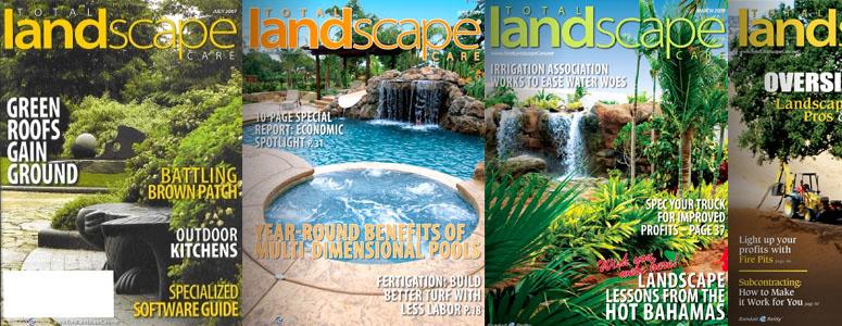 Free Total Landscape Care Magazine