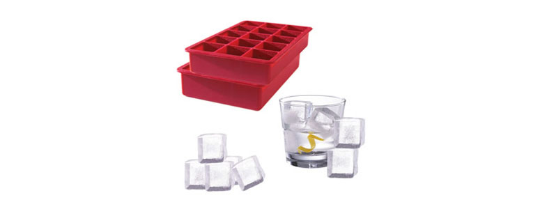 Tovolo Perfect Cube - Silicone Ice Cube Trays