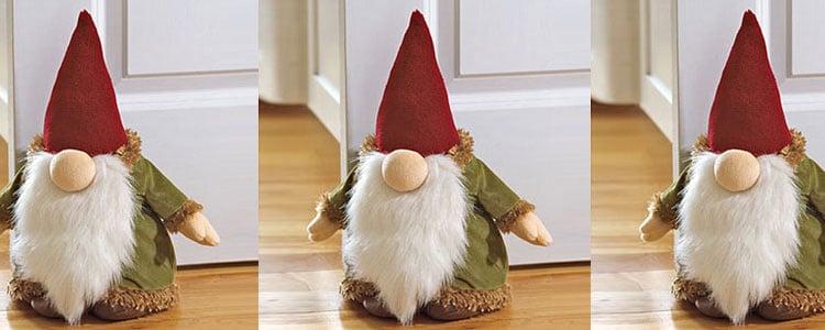 Troll Door Stop & Troll Door Stop - The Green Head