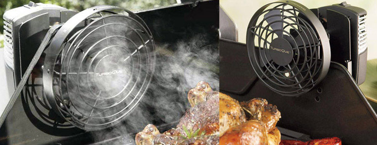Turboque Smoker Convection Grilling Fan The Green Head