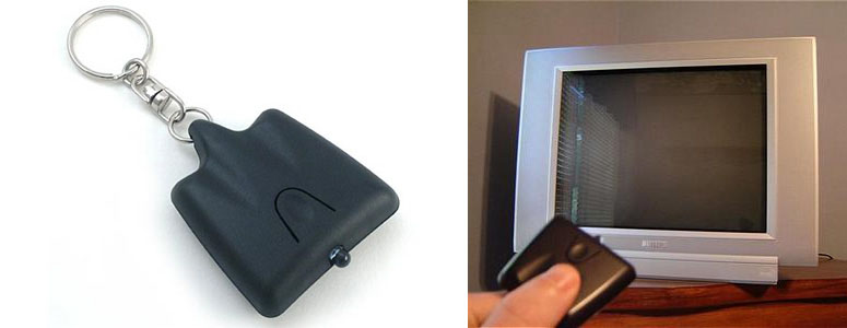 TV-B-Gone - Press to Turn Off Virtually Any Television