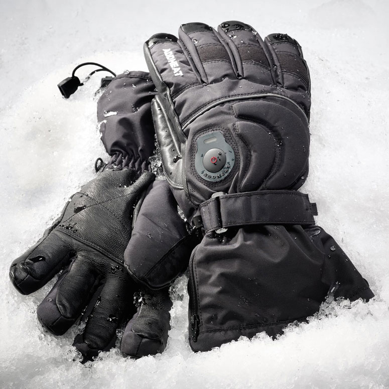 VentureHeat - Ultimate Rechargeable Heated Gloves