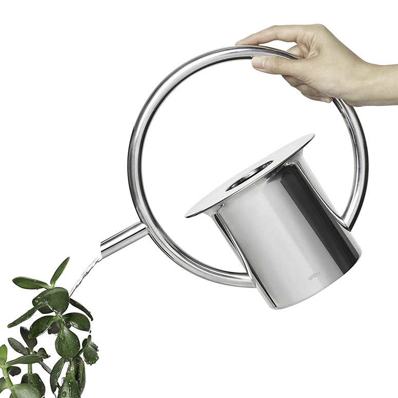 Umbra Quench - Modern Stainless Steel Watering Can