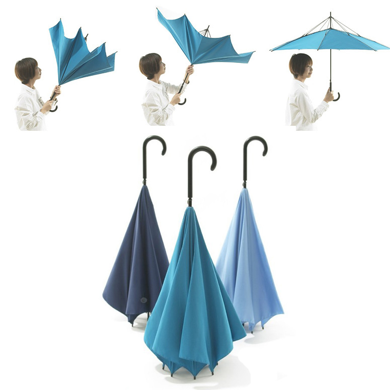 Inside Of An Umbrella Unbrella Upside Down Umbrella The