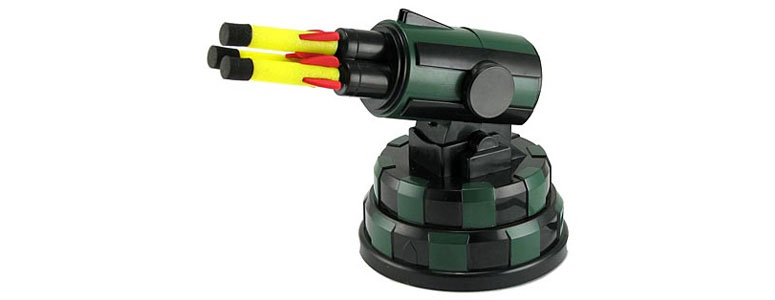 USB Rocket Launcher - Fires Nearly 20 Feet!