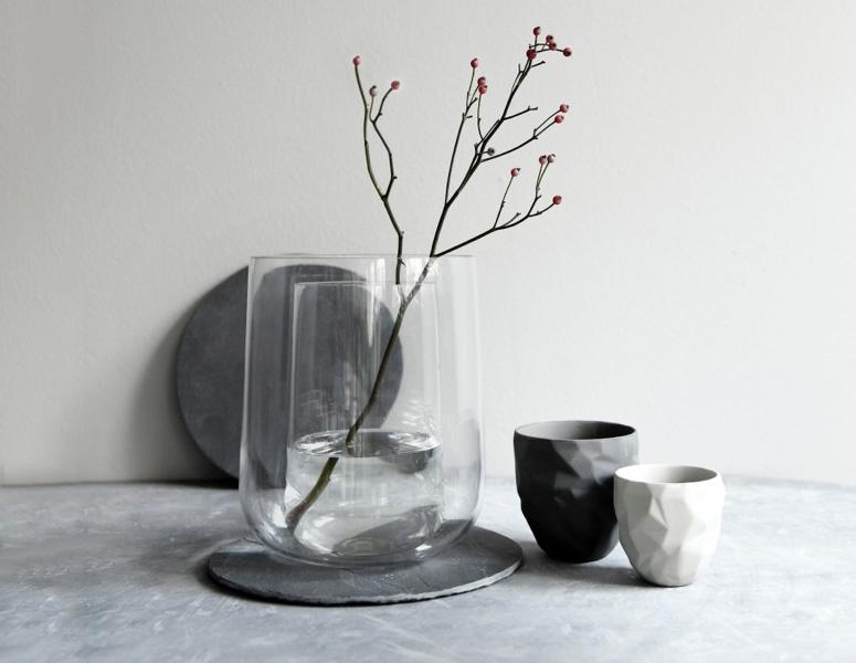Vase Vase The Green Head