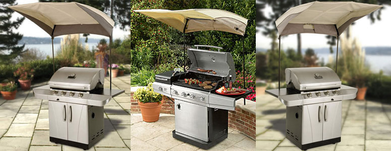 Veranda Grill Canopy & Veranda Grill Canopy - The Green Head