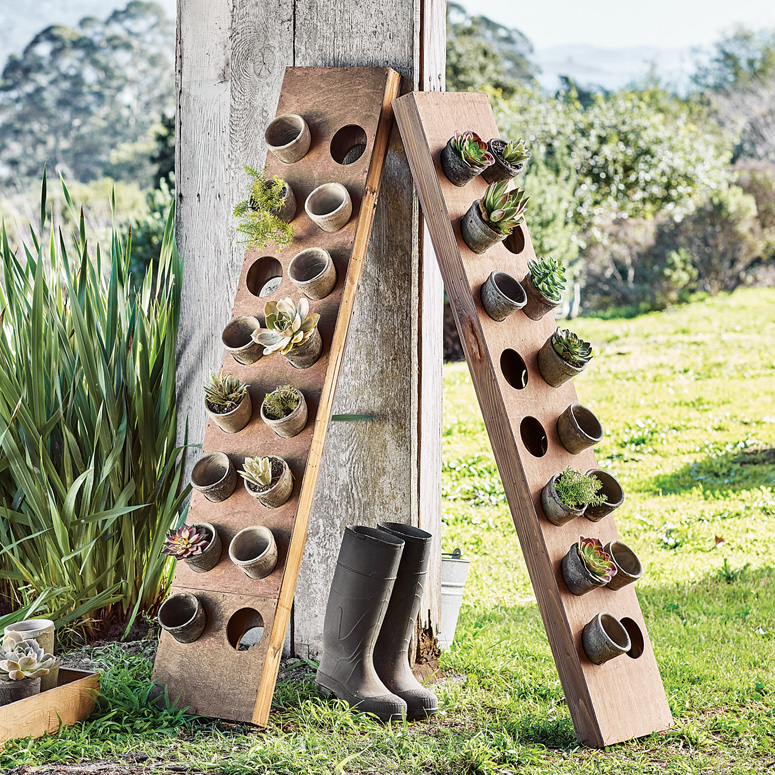 Nice Vertical Garden Herb Planter