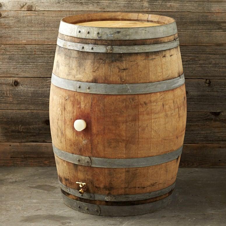 Vintage Wine Rain Barrel The Green Head
