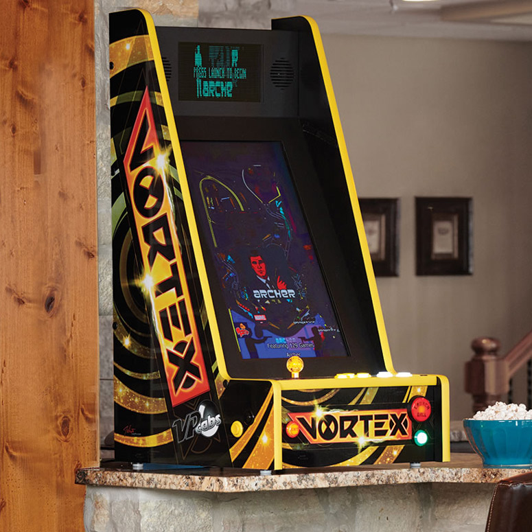 VPCabs Vortex - Virtual Pinball Arcade With 70 Games