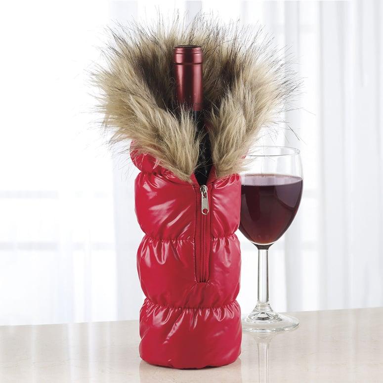 Wine Bottle Parka - The Green Head