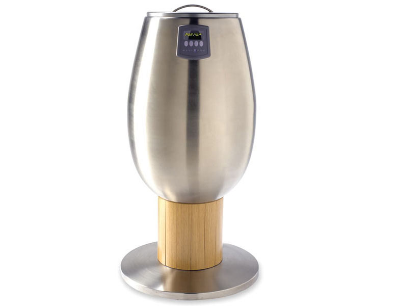 WinePod - Automatic Self-Contained Home Winery
