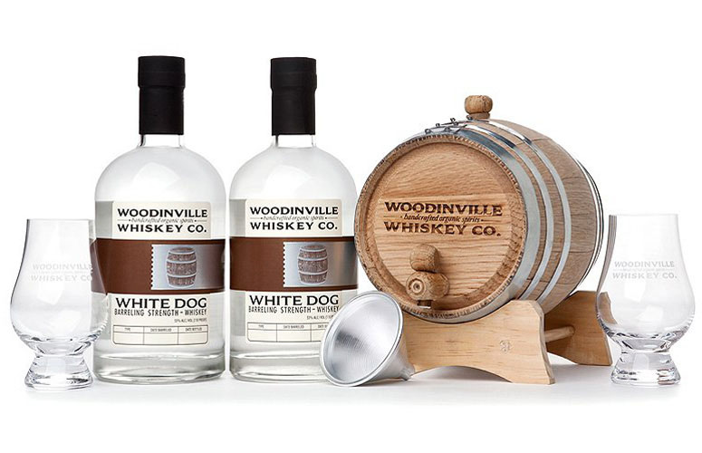 Woodinville Whiskey Co Age Your Own Whiskey Kit The