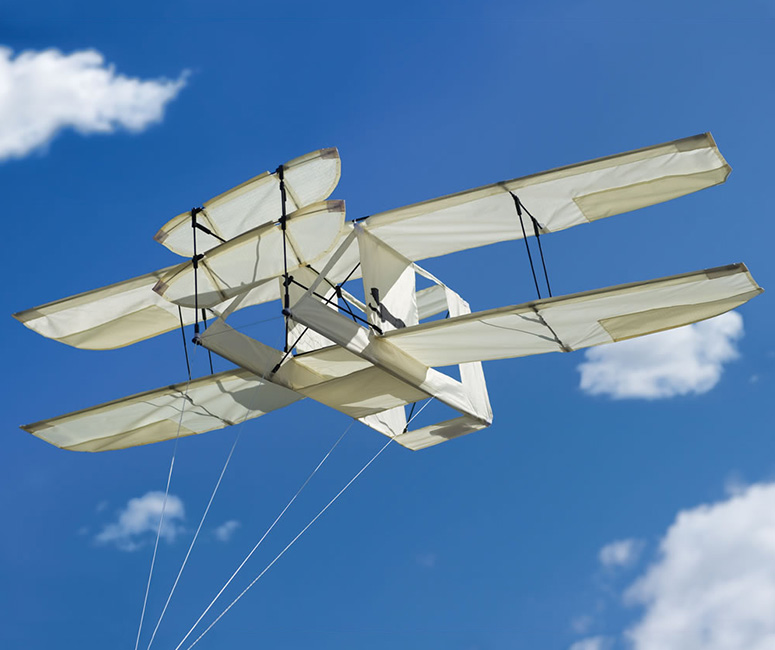 Wright Flyer Kite