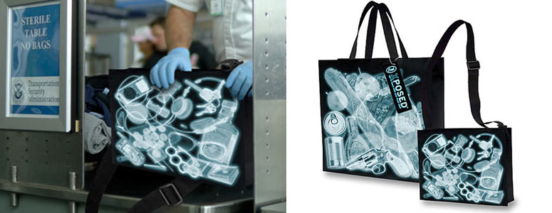 Xposed - X-Ray Bags
