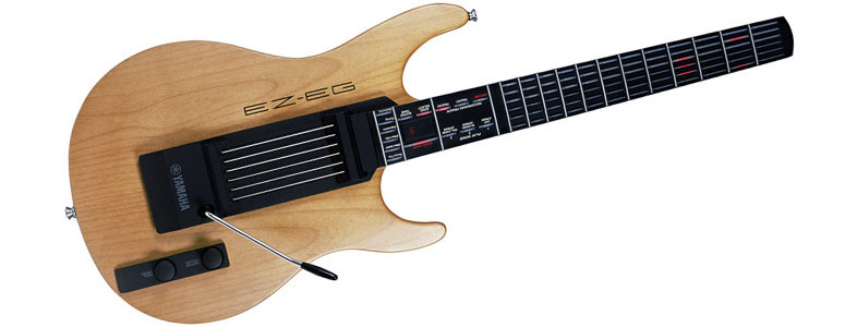 Yamaha EZ-EG Self-Teaching Electric Guitar