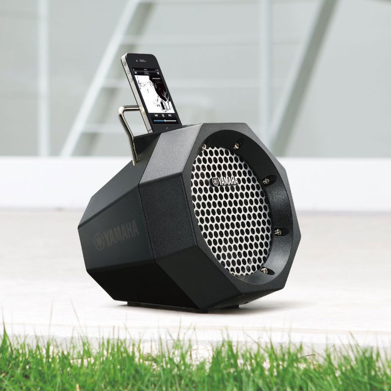 Yamaha Portable iPhone Speaker