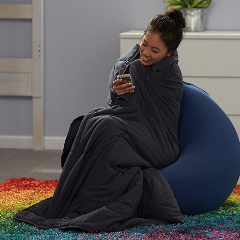 Yogibo Cozybo - All-Season Bean Bag Blanket