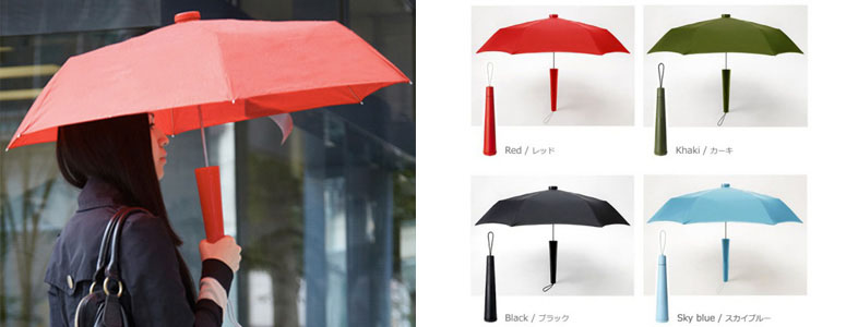 Yuento Magic Umbrella - Drip-Sealing Design