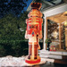 Massive 12 Foot Tall Inflatable Nutcracker