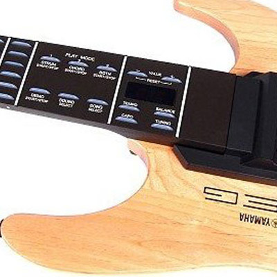 yamaha ez eg self teaching electric guitar. Black Bedroom Furniture Sets. Home Design Ideas