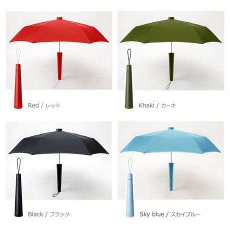Yuento Magic Umbrella Drip Sealing Design