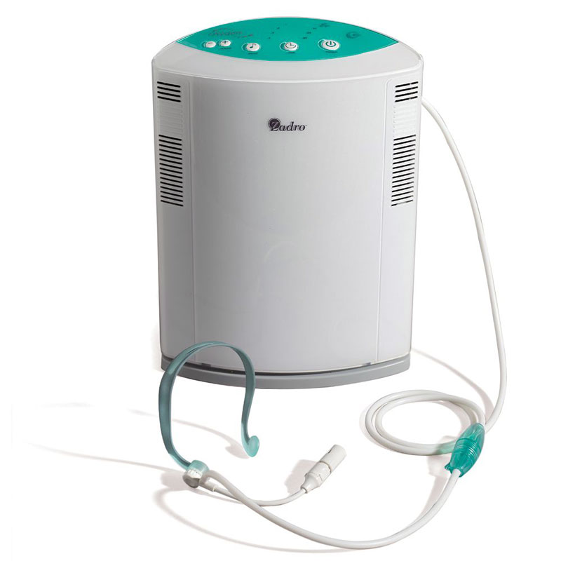 Zadro Tranquil Sounds - Personal Oxygen Bar