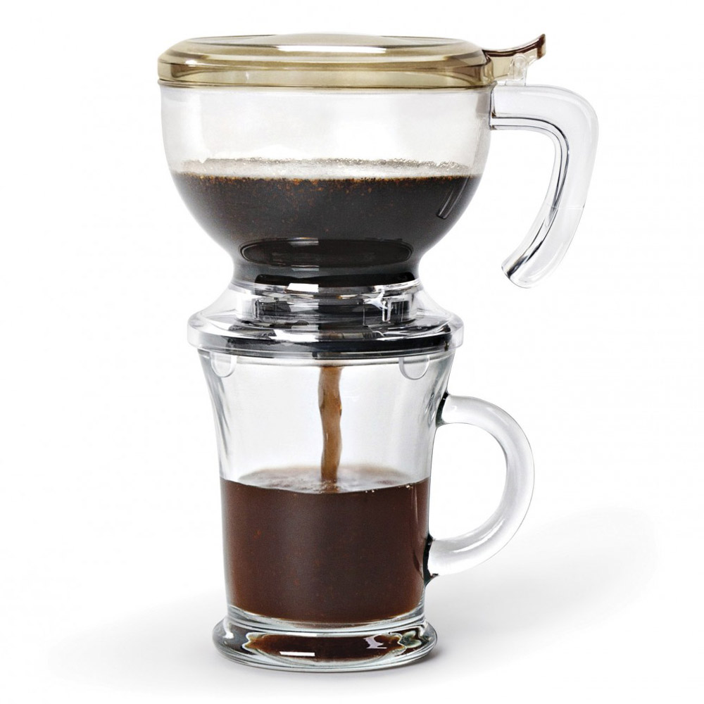 Zevro Incred-a-Brew - Direct Immersion Coffee Maker