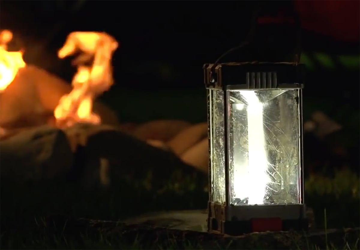 Zippo Rugged Outdoor Lantern The Green Head