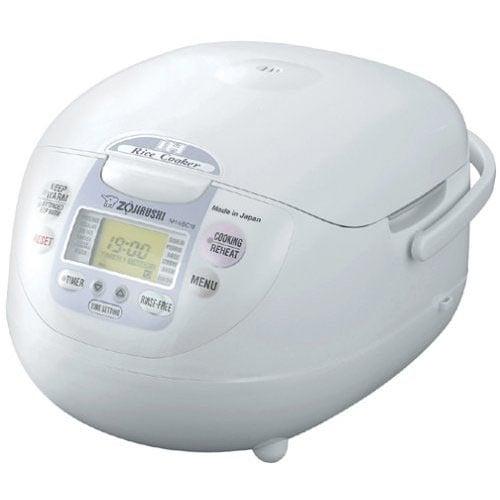 Zojirushi Induction Heating Rice Cooker Zojirushi Induction Heating Rice Cooker & Warmer - The ...